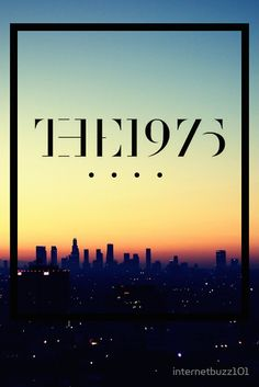 The 1975 poster….. so beautiful