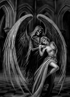 Dance with Death by Anne Stokes