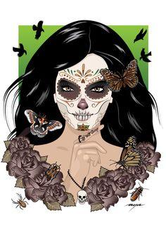 Dia de los Muertos by