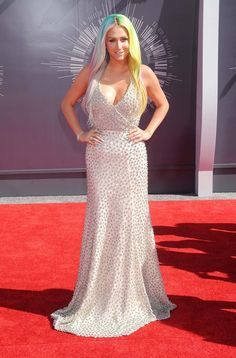 ae326b86 All the celebrity gowns from the red carpet at the MTV Video Music Awards