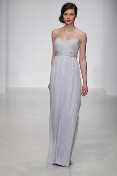 Amsale bridesmaids dress