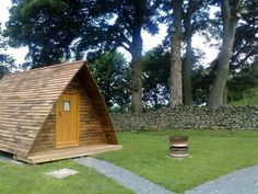 Kirkby Lonsdale Camping Pods