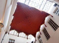 Kensington Palace Ticket Hall Canopy