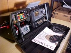 THE BOX: PORTABLE EMERGENCY COMMUNICATIONS STATION IDEAS