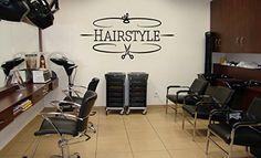 Wall Decal Vinyl Sticker Hairstyle Beauty Salon Nail Sexy Girls Fashion B550 CreativeWallDecals http://www.amazon.com/dp/B00ZREA7W0/ref=cm_sw_r_pi_dp_4u7Gvb1SC106X
