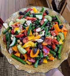 Mediterranean Salad   Simply Made