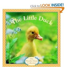 The Little Duck (Pictureback(R)), a book by Judy Dunn Make Way For Ducklings, Farm Animal Coloring Pages, Little Duck, Aleta, Cute Stories, Animal Books, Book Format, Farm Animals, Childrens Books
