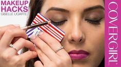Easy, Breezy Eye Makeup Hacks | COVERGIRL & Giselle Ugarte