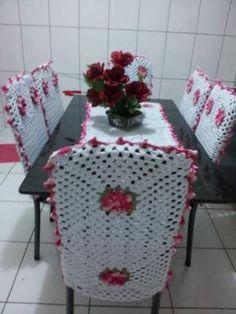 Crochet Table Runner Patterns & Designs | 1001 Crochet by 1001crochet