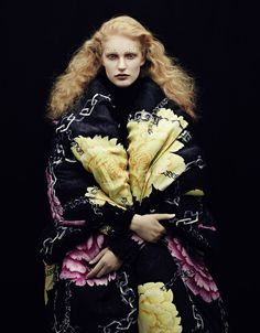 sweat dreams and beautiful nightmares: anniek kortleve by anoush abrar for uk grazia 22nd september 2014