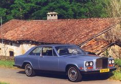 1977 Rolls-Royce Camargue (chassis JRF31233)