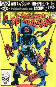 The Amazing Spider-Man (Vol. 1) 225 (1982/02)