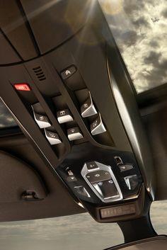 Switch Controls for Auto Custom Car Interior, Car Interior Design, Truck Interior, Automotive Design, Citroen Ds5, Supercars, Car Design Sketch, Mc Laren, Futuristic Cars