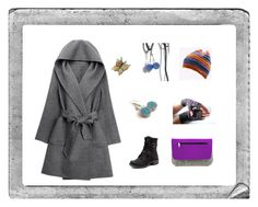 """""""Winter"""" by marudafelting ❤ liked on Polyvore featuring Polaroid and Planet"""