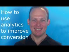 How to use web analytics software to improve visitor conversion #marketing