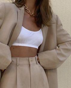 Mode Outfits, Fall Outfits, Winter Fashion Outfits, Fasion, Look Fashion, Womens Fashion, Classy Fashion, Minimal Fashion, High Fashion