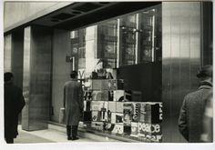 IBM Window Display