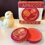 Look what just arrived in our shop?? Our NEW Cream Rouge in Apricot! It will be on our online shop in the next week or so! It's a lovely shade that will compliment any skin tone. It's the perfect pop of color for summer!