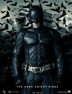 The Dark Knight Rises Posters Collection