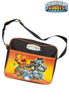 Skylanders Giants Messanger bag