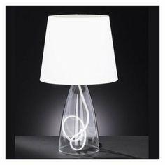 Lampe Bureau Design Francesca Blanc Casse