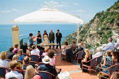 Unique Real Wedding Amalfi Coast Italy Felicity and Trent // Hayden Phoenix…