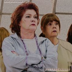 Orange Is The New Black Season 4 Episode 1 Red and Norma