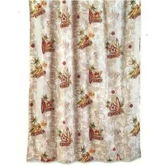 Studebaker Collection Hawaiian & Surf Board Themed Shower Curtain by no Boundaries, http://www.amazon.com/dp/B002CCF0Z4/ref=cm_sw_r_pi_dp_CSGArb0NBFJ5J