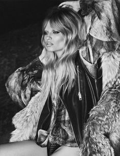 Natasha Poly by Luigi & Iango for  Vogue Germany October 2014