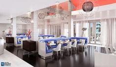 Ресторан в Club Med Sanya