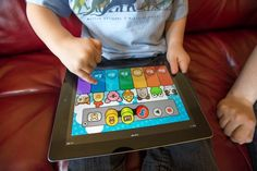 """The debate continues - """"What Happens When Toddlers Zone Out With an iPad"""" from the WSJ"""