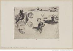 [Planche de croquis] : [estampe] / [Marcellin Desboutin, Comte Lepic] Vintage World Maps, Art Prints, Wall Art, Engraving, Drypoint, Art, Humanoid Sketch, Woodcut, Etching