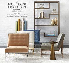 Mitchell Gold + Bob Williams: Classic Modern Home Furnishings