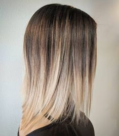20 Remarkable Dark Ombre Hair Color Ideas for 2019 Dark To Light Ombre, Dark To Light Hair, Dark Ombre Hair, Brown To Blonde Ombre, Ombre Hair Color, Dark Hair, Blue Black Hair Color, Blue Hair, Ombré Hair