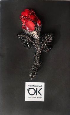 Seed Bead Jewelry, Beaded Jewelry, Seed Beads, Bead Embroidery Jewelry, Beaded Embroidery, Beaded Flowers, Embroidered Flowers, Bead Crafts, Diy Crafts