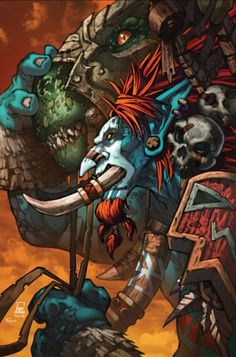 Jungle troll - Wowpedia - Your wiki guide to the World of Warcraft