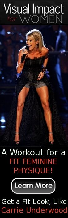 Carrie Underwood Workout - Routines & Workout Techniques Uncovered!