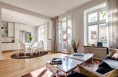 Home-Styling: Small Apartment Ideas * Ideias Para Pequenos Espaços