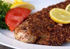 Pecan Crusted Grouper Recipe - News - Bubblews