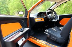 Elio P 4 with the door open Elio Motors, Door Opener, Car Wheels, Automobile, Concept, Vehicles, Color, Car, Colour