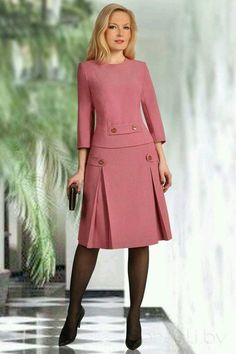 African fashion for men has come a long way.This virtuous Christian lady keeps her nice pleats ironed to perfection.Sade Dress from the Fall ColleForever in Style - Beauty and Fashion through the centuries Dress Outfits, Fashion Dresses, Women's Dresses, Business Mode, African Dress, Work Attire, Mode Style, Classy Outfits, Dress Patterns