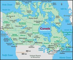 Toronto is the most populous city in canada and the capital of the canada map images canadas map image canadas cities map canada provinces and cities map detailed map of canada canadas political map canad gumiabroncs Gallery