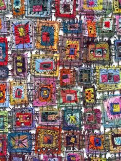"""In Box LIV"" (detail) by Susan Lenz (tutorial at http://artbysusanlenz.blogspot.com/2007/07/how-to-make-in-box.html)"