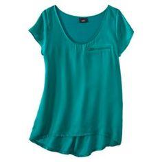 @Andrea Kesler Smith loose tops in fun colors @Target