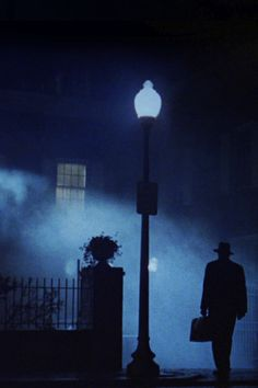 The Exorcist (1973).I doesn't matter how many times I have seen this, it still creeps me out!
