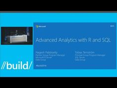 Advanced Analytics with R and SQL