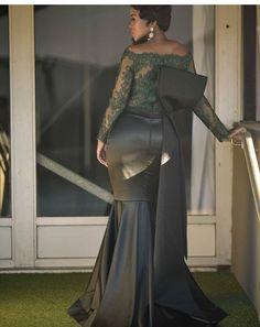 African Bridesmaid Dresses, Detail, Formal Dresses, Fashion, Dresses For Formal, Moda, Formal Gowns, Fashion Styles, Formal Dress