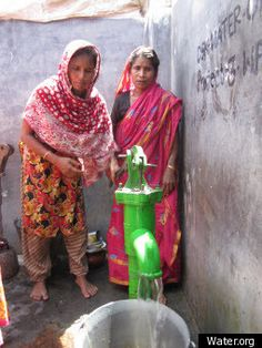 Empowering Mothers, Delivering Hope for Water Day - Global Motherhood on HuffPo