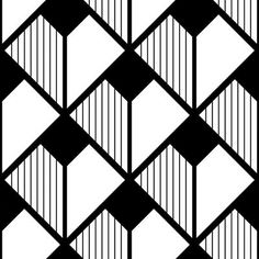 Papel de Parede Autocolante - preto e branco 0199