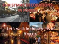 Xmas in Foggia